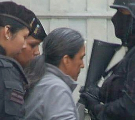 Milagro Salas fue detenida hace casi diez meses.