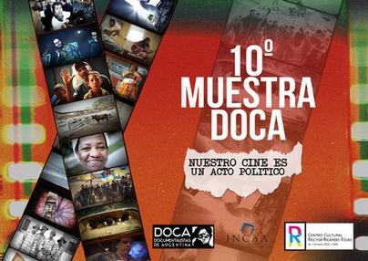 La edición de esta muestra aniversario termina el 9 de noviembre en el Gaumont. Luego se muda a la Casa de las Culturas en el Municipio de Tigre.