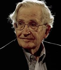 """Noam Chomsky pronosticó en 2010 el ascenso de los """"Republicanos desquiciados""""."""