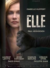 En Argentina, la película de Verhoeven se estrenará con el horripilante título Elle: abuso y seducción.
