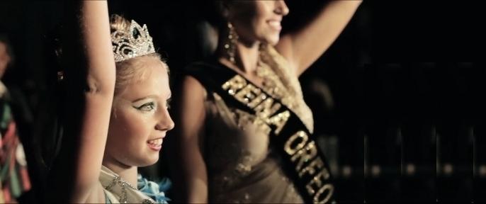 La Reina anterior a LucreciaMartel