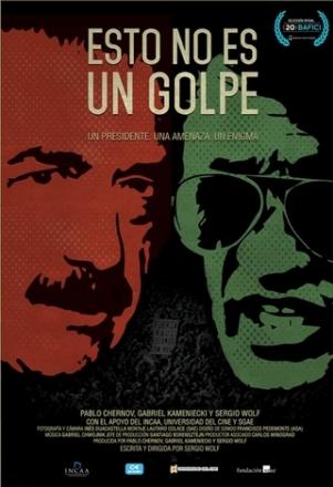Afiche del film.