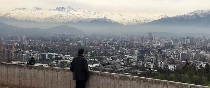 """Basta de política"" dice Nanni Moretti, mientras termina<i>Santiago</i>"
