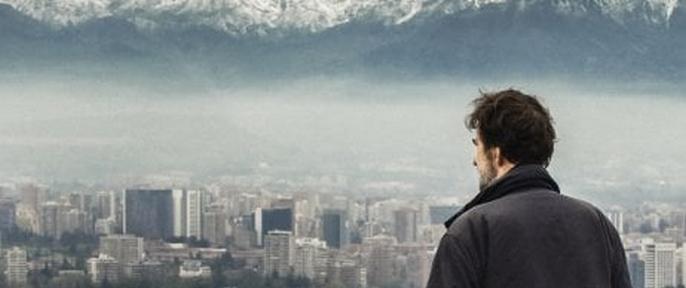 <i>Santiago, Italia</i>, con aficheoficial
