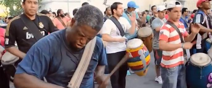 El candombe como gritoliberador