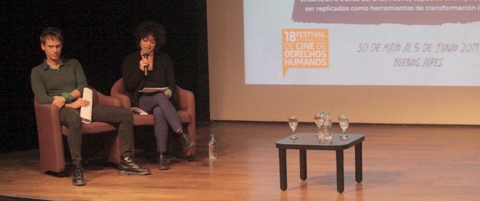 Presentaron el 18º Festival Internacional de Cine de Derechos Humanos en BuenosAires