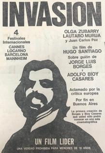 De Hugo Santiago.