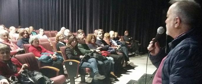 Apertura auspiciosa para el tercer Ciclo de Cine Gallego en BuenosAires